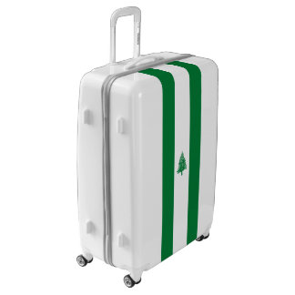 Flag of Norfolk Island Luggage (Large)