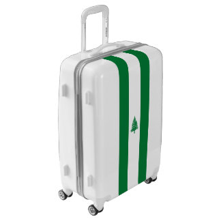 Flag of Norfolk Island Luggage (Medium)