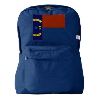 Flag of North Carolina Backpack