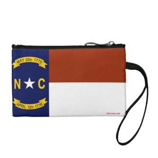 Flag of North Carolina Change Purse
