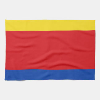 Flag of North Holland Hand Towels
