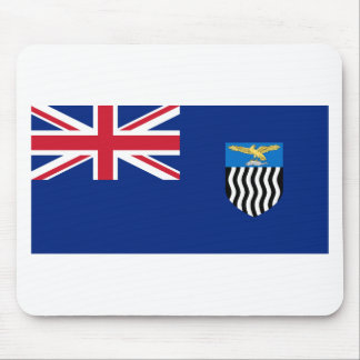 Flag of Northern Rhodesia Mouse Pad