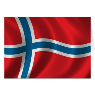 Flag of Norway Cards
