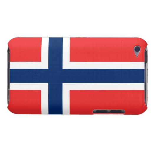 Flag of Norway iPod Case-Mate Cases