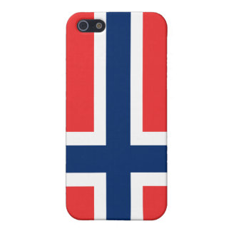 Flag of Norway Case For iPhone SE/5/5s