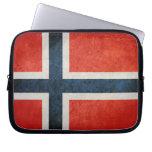 Flag of Norway Computer Sleeves