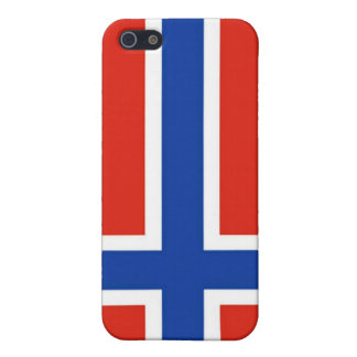 Flag of Norway Cover For iPhone SE/5/5s