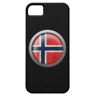 Flag of Norway Disc iPhone SE/5/5s Case