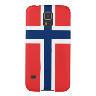 Flag of Norway Galaxy S5 Case