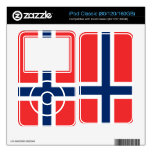 Flag of Norway iPod Decals