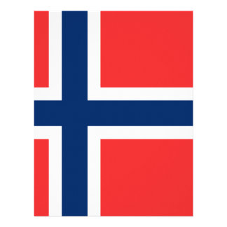 Flag_of_Norway Letterhead