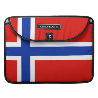 Flag of Norway MacBook Pro Sleeve