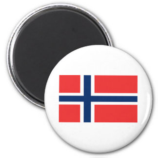 Flag of Norway Magnet