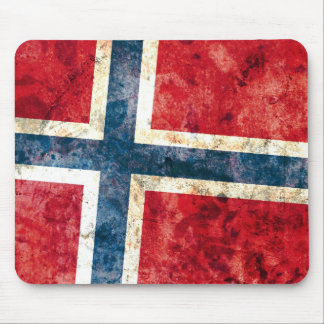 Flag of Norway Mousepads