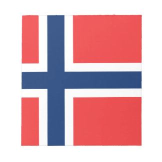 Flag_of_Norway Notepad