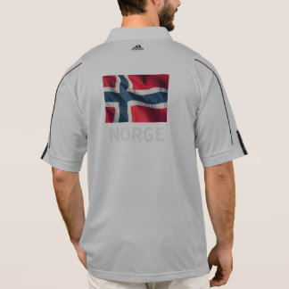 Flag of Norway Polo Shirt