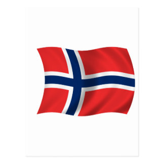Flag of Norway Postcards