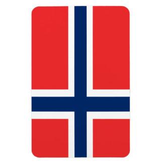 Flag of Norway Premium Flex Magnet