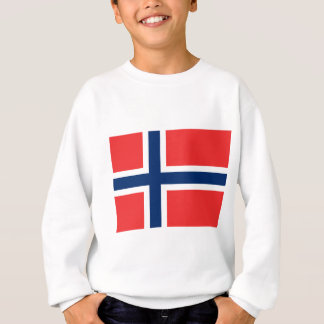 Flag_of_Norway Sweatshirt