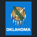 "Flag Of Oklahoma Letterhead<br><div class=""desc"">Flag Of Oklahoma</div>"