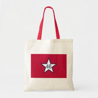 Flag Of Oklahoma Tote Bag
