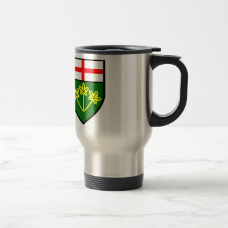 Flag of Ontario Travel Mug