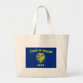 Flag of Oregon Canvas Bag