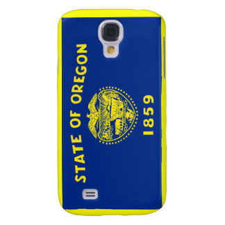 Flag of Oregon Galaxy S4 Cover