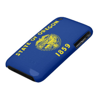 Flag of Oregon iPhone 3 Case-Mate Cases