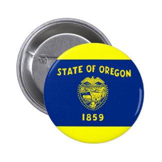 Flag of Oregon Pins