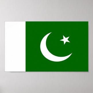 Flag of Pakistan Poster