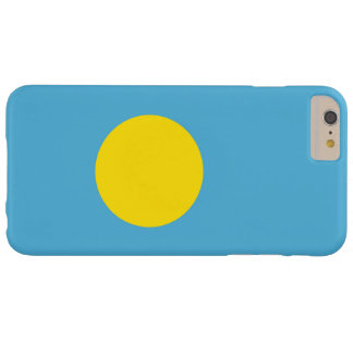 Flag of Palau Barely There iPhone 6 Plus Case