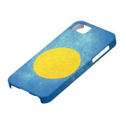 Flag of Palau; Palauan iPhone SE/5/5s Case