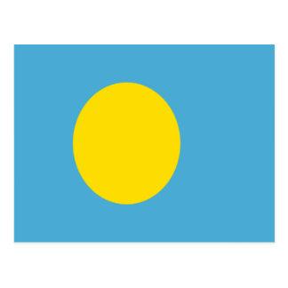Flag of Palau Postcard
