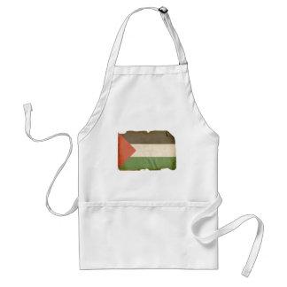 Flag of Palestine Adult Apron
