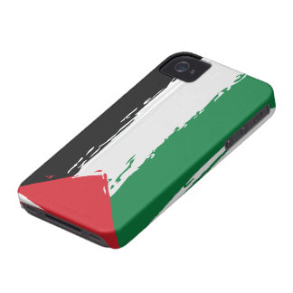 Flag of Palestine - Art iPhone 4 Cover