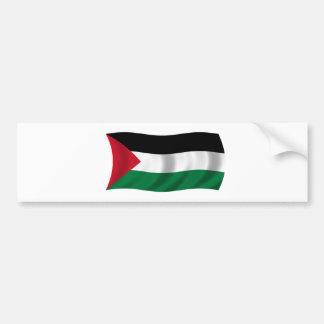 Flag of Palestine Bumper Stickers