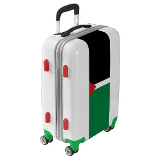 Flag of Palestine Luggage (Carry-On)