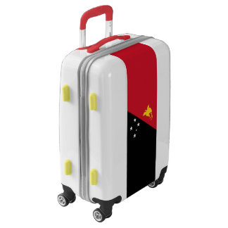 Flag of Papua New Guinea Luggage (Carry-On)