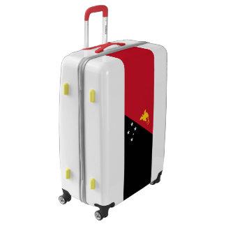 Flag of Papua New Guinea Luggage (Large)