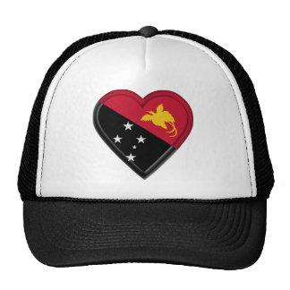 Flag of Papua New,Guinea Trucker Hat