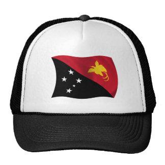 Flag of Papua New Guinea Trucker Hat