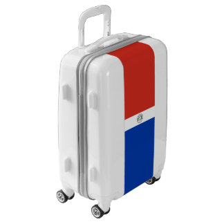 Flag of Paraguay Luggage (Carry-On)
