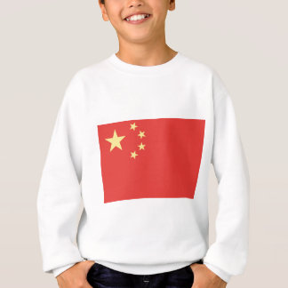 Flag of Peoples Republic of China Sweatshirt