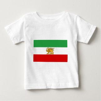 Flag of Persia / Iran (1964-1980) Baby T-Shirt