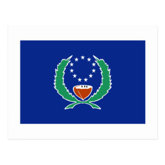 Flag of Pohnpei Postcard