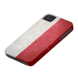 Flag of Poland iPhone 4 Cases