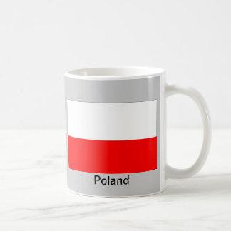 Flag of Poland Mugs
