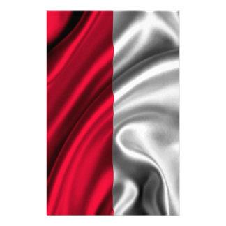 Flag of Poland, Polish Flag Stationery Paper
