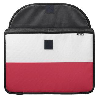 Flag of Poland Rickshaw Flap Sleeve